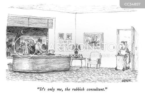 consultants cartoon
