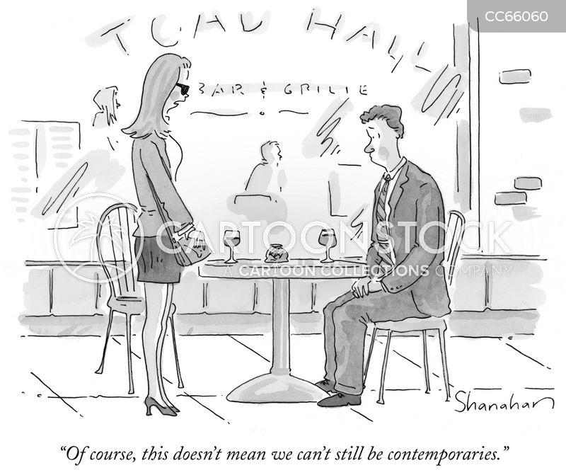 contemporaries cartoon