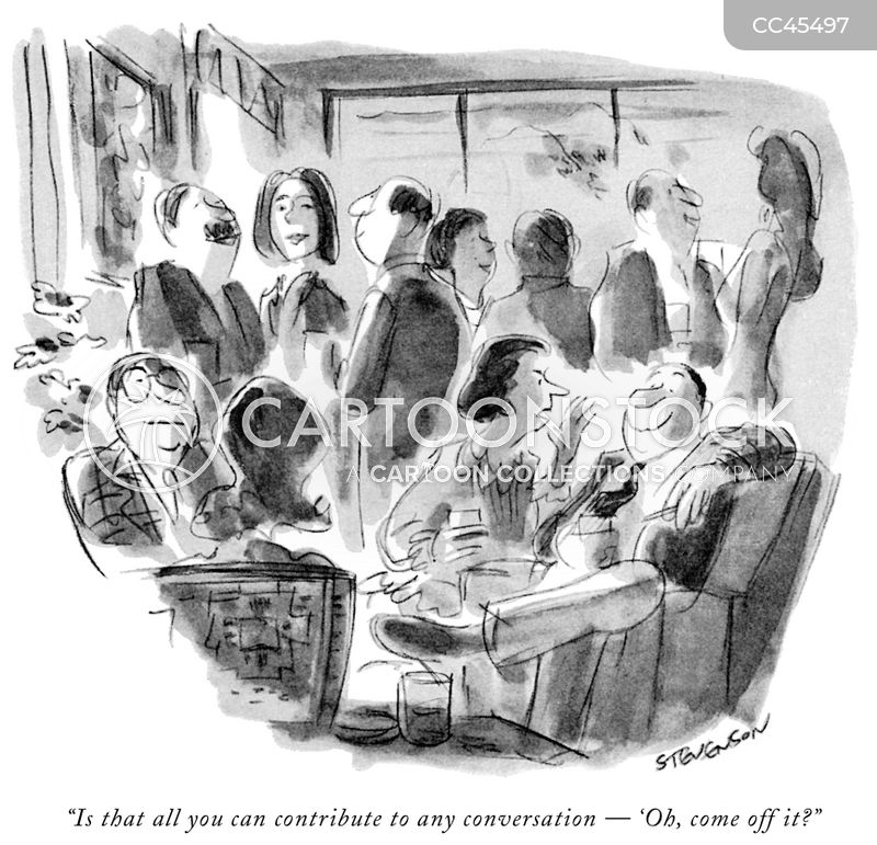 condescend cartoon