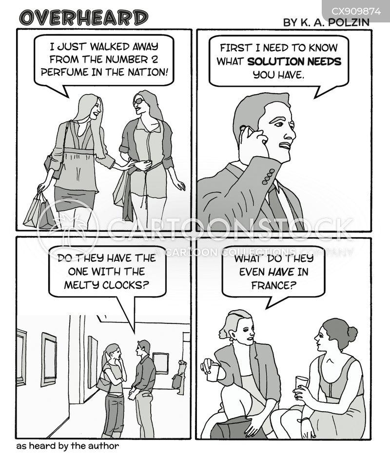 presumptions cartoon