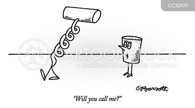 wine bottles cartoon