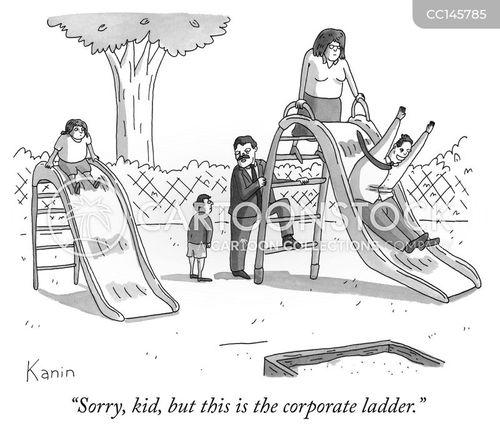 playground cartoon