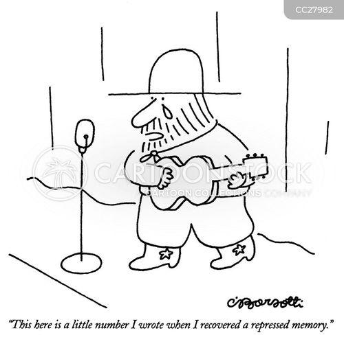 traumatic cartoon