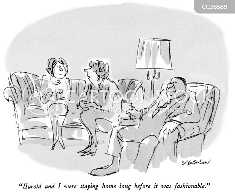 laziness cartoon
