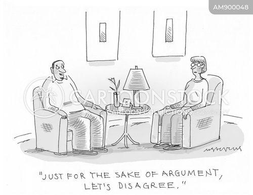 agreed cartoon