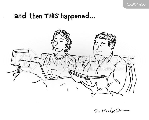 ebooks cartoon