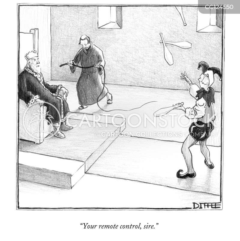 anachronism cartoon