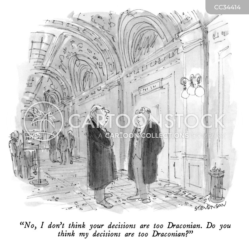 decision cartoon