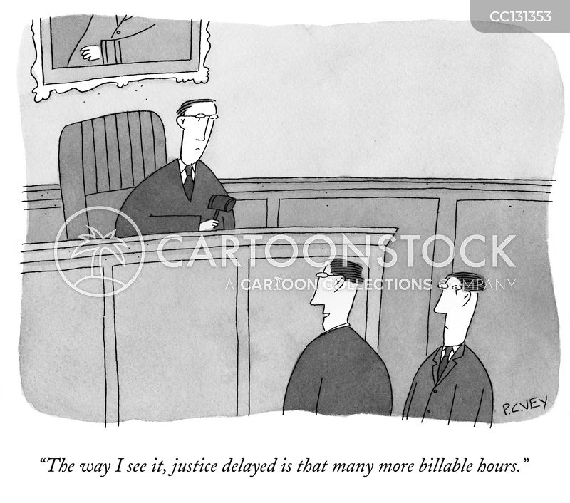 billable hours cartoon
