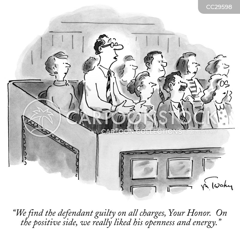 charges cartoon