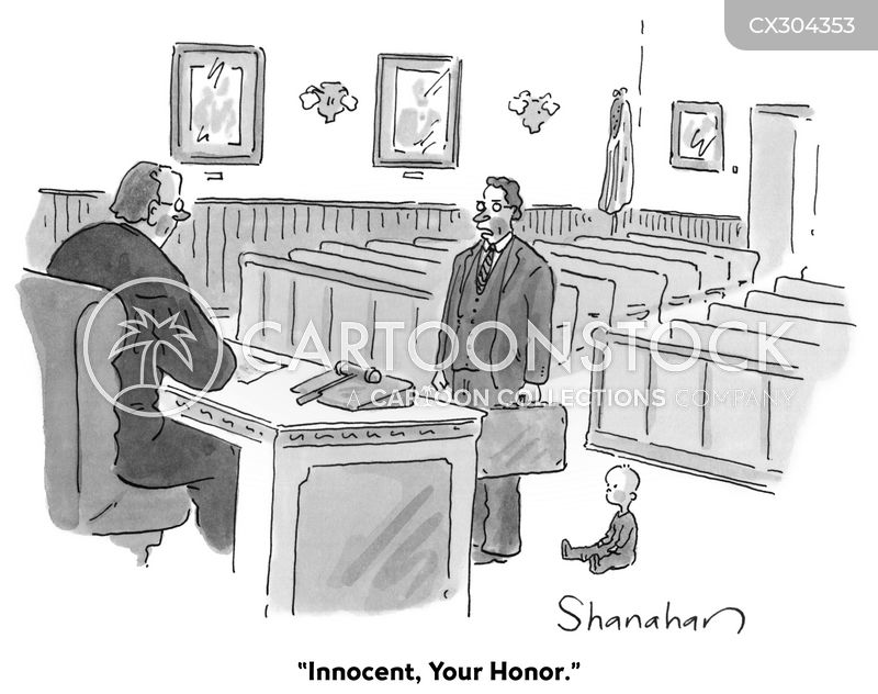 Juveniles cartoon