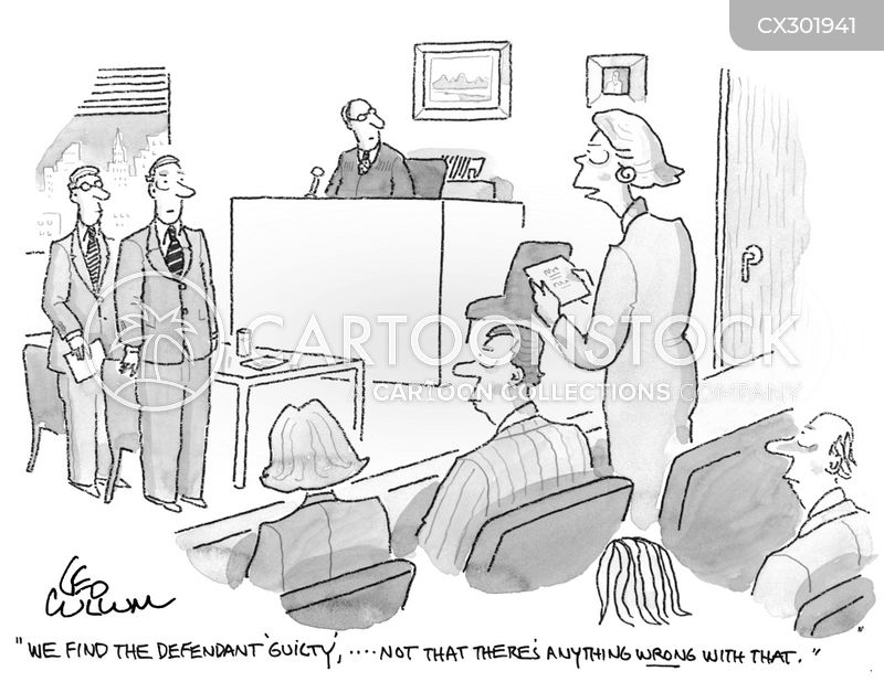 nonjudgmental cartoon