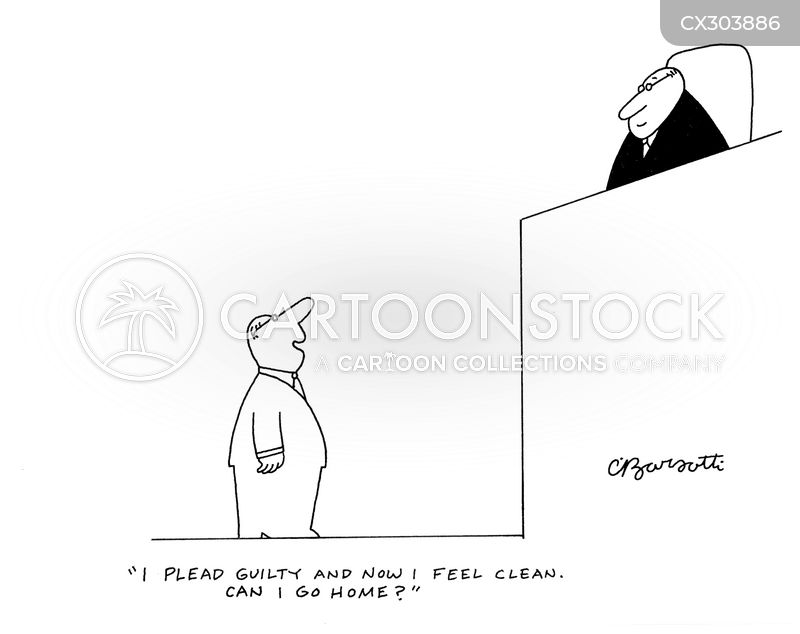coming clean cartoon
