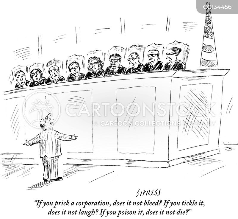 supreme court cartoon