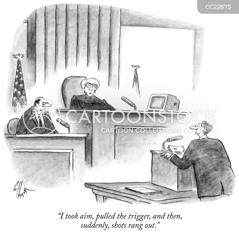 testimonies cartoon