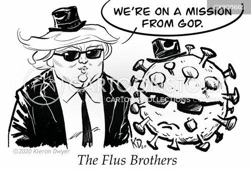spreads cartoon