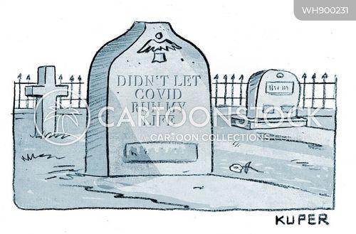 epitaph cartoon