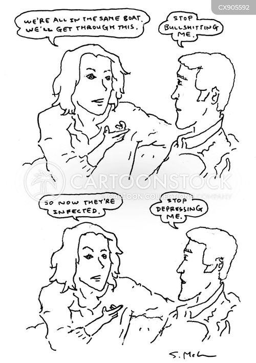 talking nonsense cartoon
