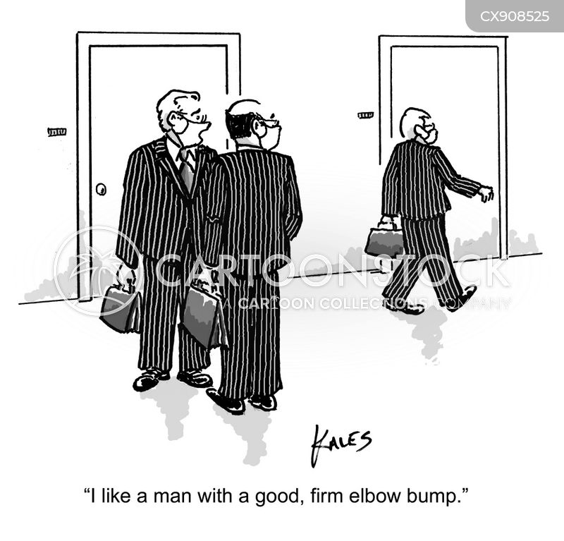 firm cartoon