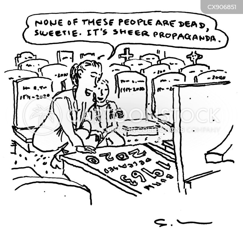 virologists cartoon
