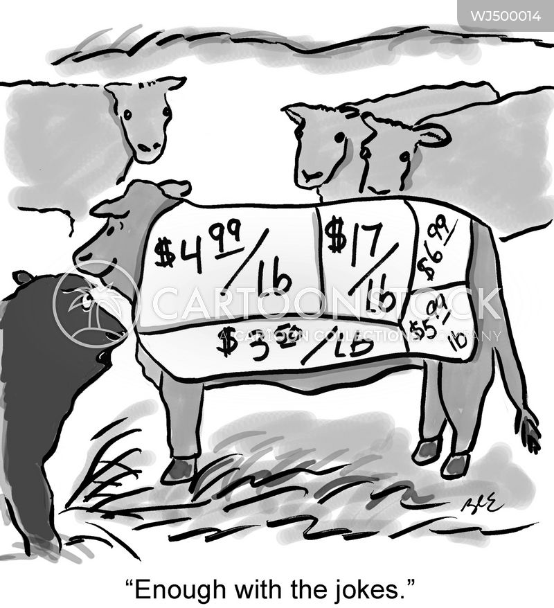 pricing cartoon
