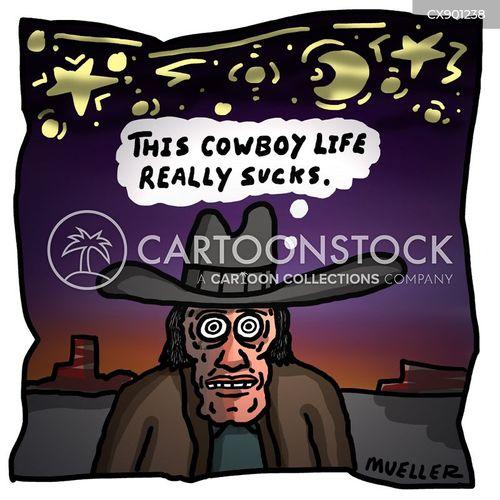 lives cartoon