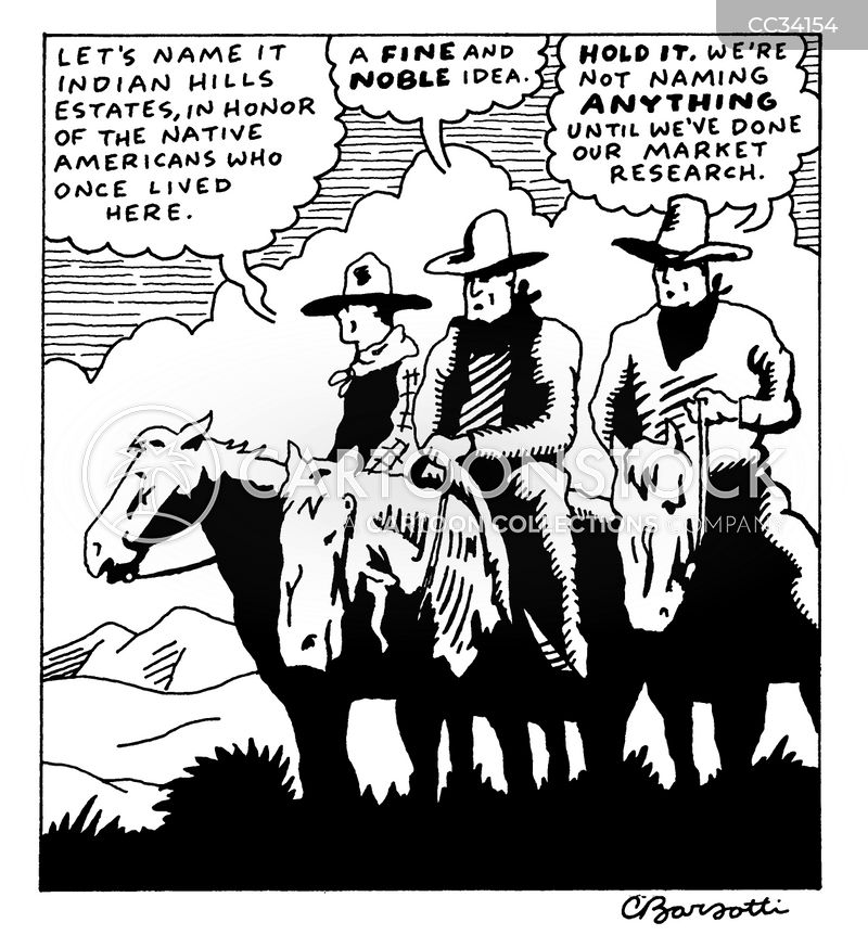 american west cartoon