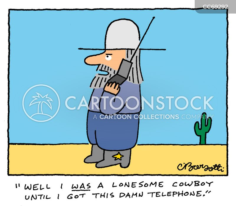 western cartoon