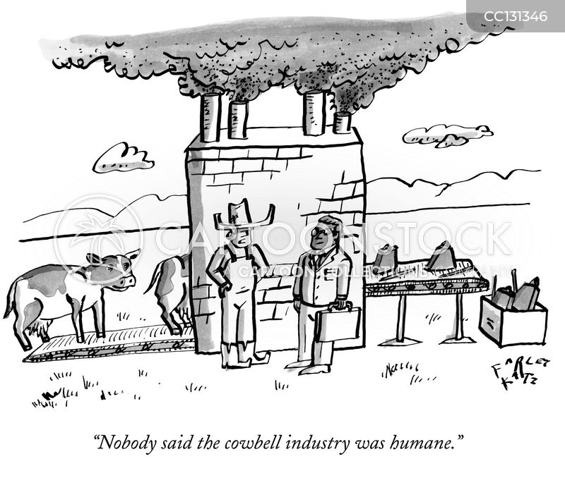 humane cartoon