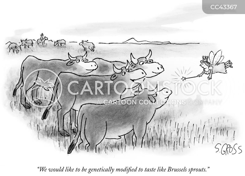 vegan cartoon