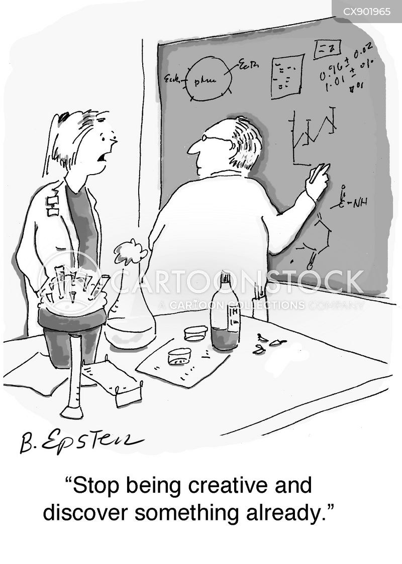 theoretical physics cartoon