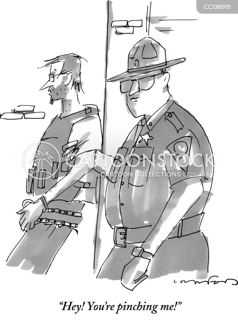 perp walks cartoon