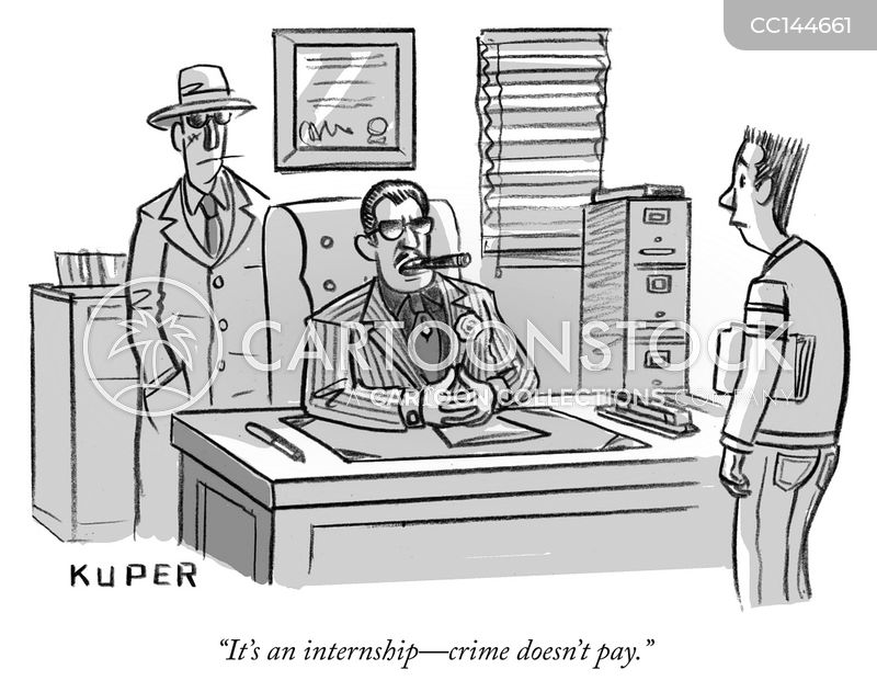 interns cartoon