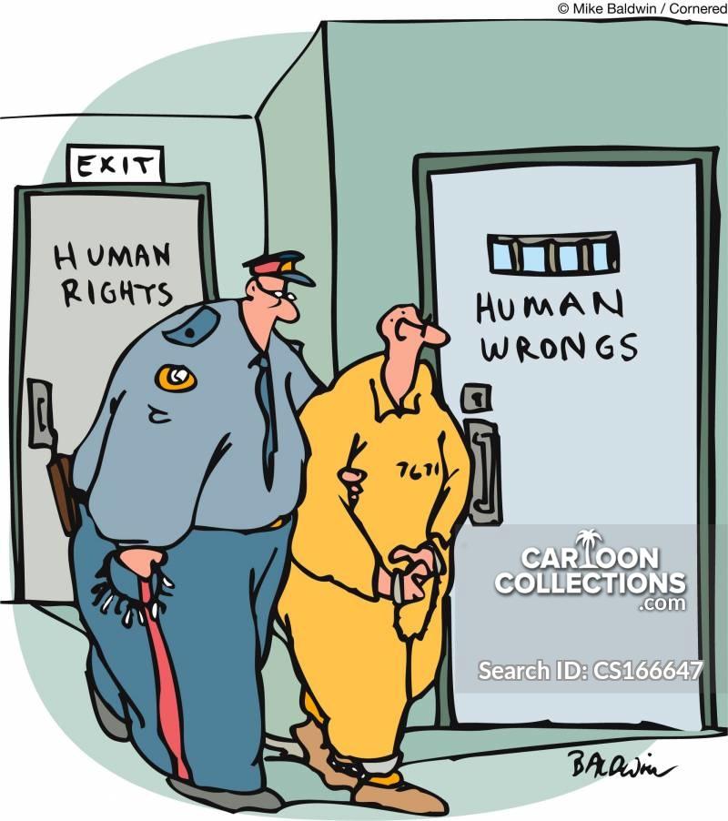 wrongs cartoon