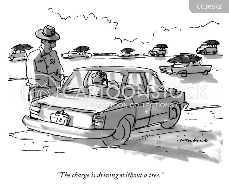police officers cartoon