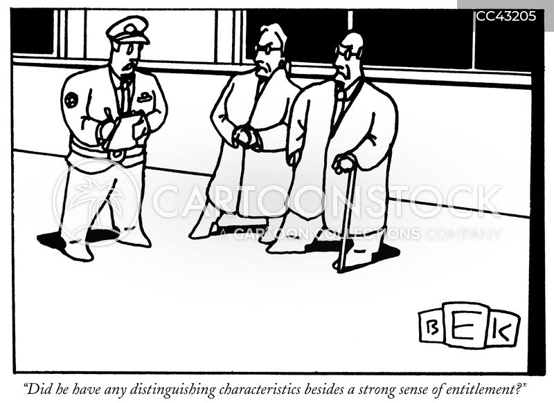 characteristics cartoon