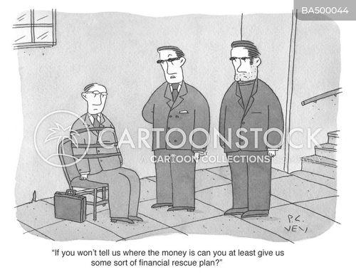 nice criminals cartoon