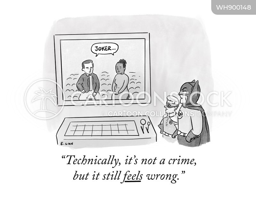 anti-hero cartoon