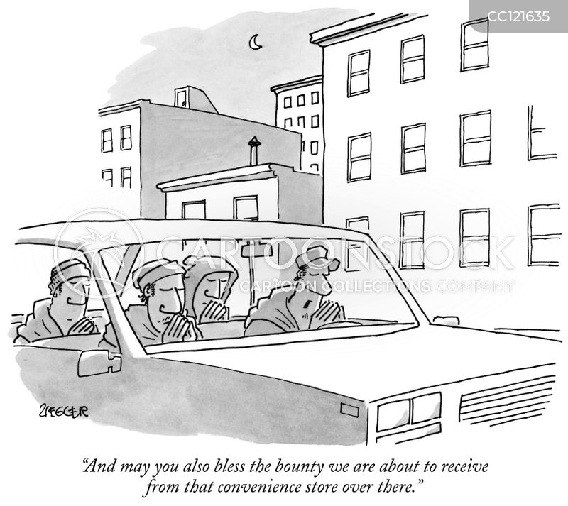 living in the city cartoon