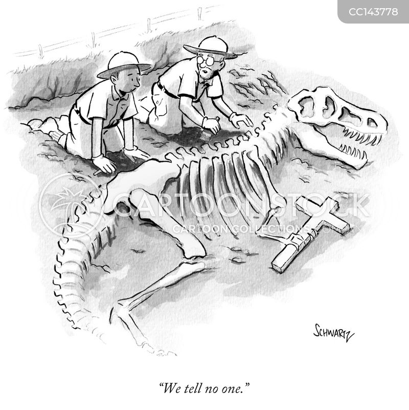 t rex cartoon