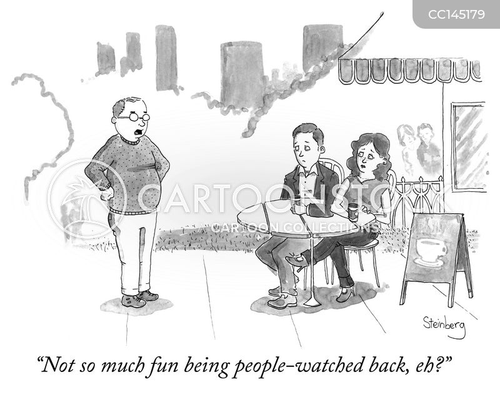 role reversal cartoon