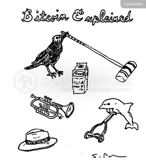 raven cartoon
