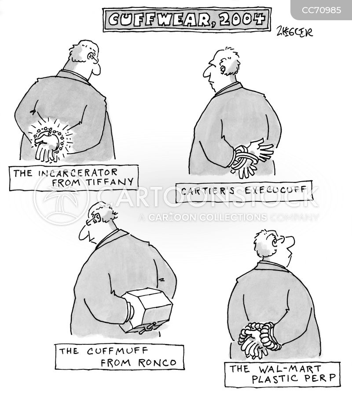 cuffs cartoon