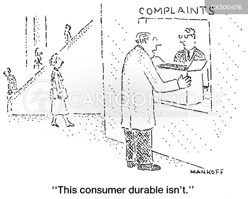 Durable cartoon