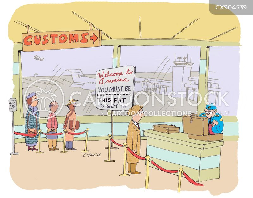 fatness cartoon
