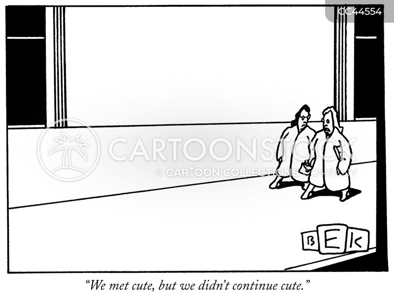 disillusionment cartoon