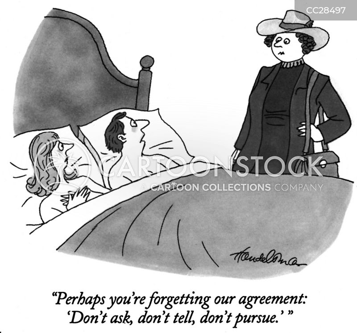 agreement cartoon
