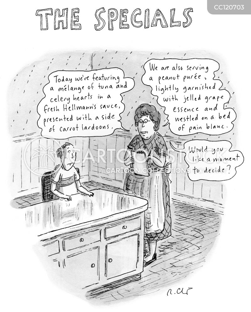 pretentiousness cartoon