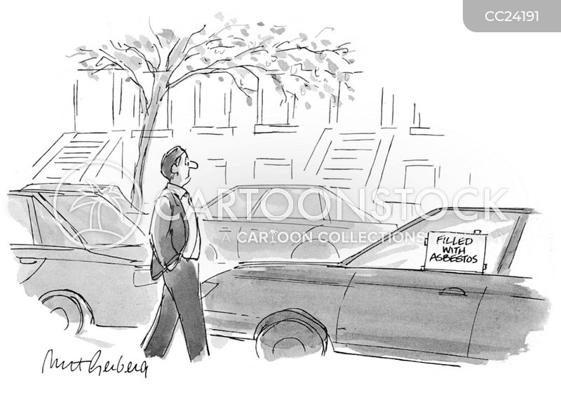 Anti-theft cartoon