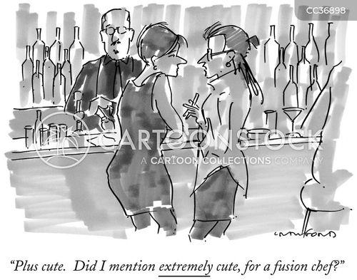gossipers cartoon